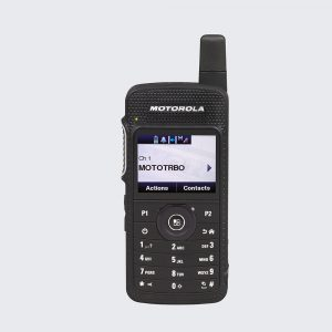 Slim and light, the MOTOTRBO SL 7000e Series is designed for high performance integrated voice and data.