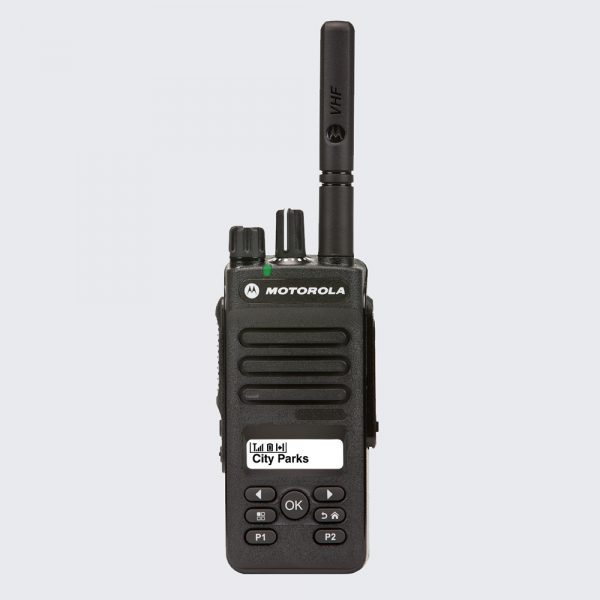 The MOTOTRBO XPR 3000 Series offers scalable voice communications for busy professionals who need to stay connected.