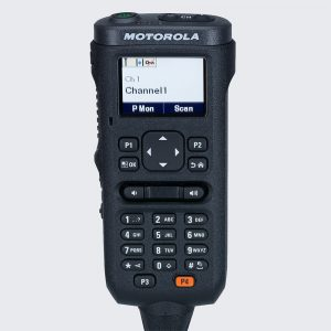 The PMLN7131 allows for total installation flexibility, in-vehicle mobility, and total control of your mobile radio.