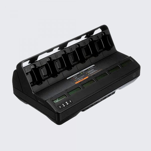 Charge IMPRES batteries up to 40% faster with the NNTN8844 multi-unit charger.
