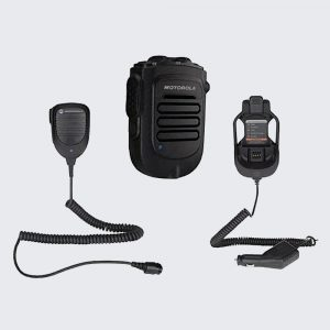 The RLN6551 Wireless Mobile Kit Long Range solution for mobile radios allows you to maintain critical communications even on remote job sites.