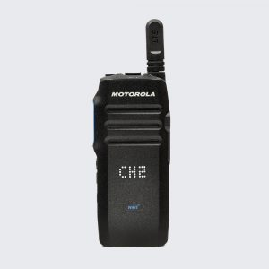 Get all the benefits of WAVE™ with the rugged TLK 100 Two Way Radio. Increase coverage, connections, and productivity.